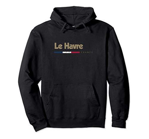 Jaime Le Havre Nom de Ville en France Sweat à Capuche