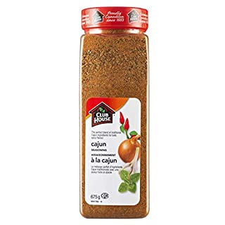 Club House, Quality Natural Herbs & Spices, Cajun Seasoning, 675g (B00HEF7Z0C) | Amazon price tracker / tracking, Amazon price history charts, Amazon price watches, Amazon price drop alerts