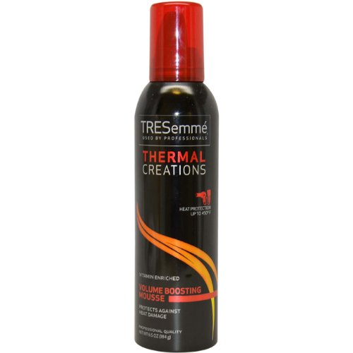 Tresemme Thermal Creations Volumising Mousse, 6.5 Ounce