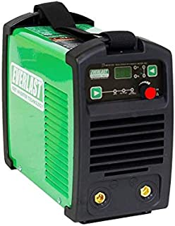 EVERLAST PowerARC 140STi 140amp Lift Start TIG / Stick IGBT Welder Dual Voltage