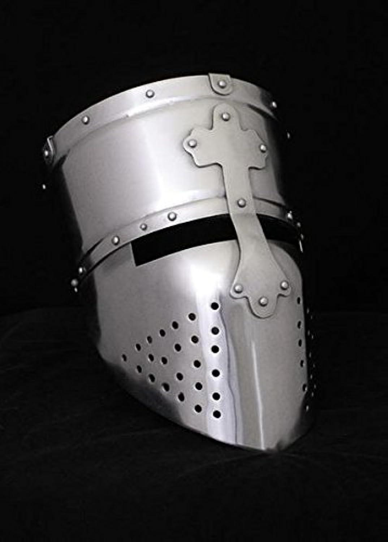 Kreuzritter Helm, Templerhelm, um ca. 1200 B00O92OFTW    Lassen Sie unsere Produkte in die Welt gehen b2e457