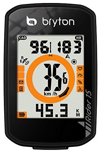 3. Bryton Rider 15 Ordenador GPS
