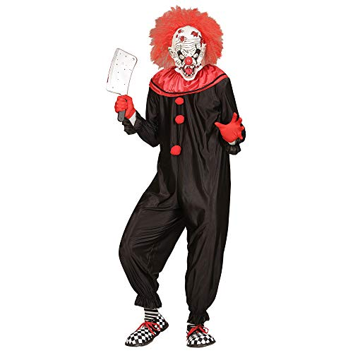 Costume Adulto Killer clown Taglia S