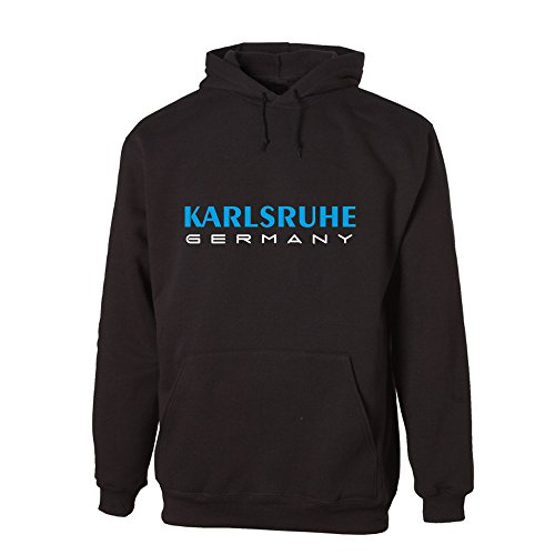 G-graphics Karlsruhe Germany Lightweight Hooded Sweat 156.0133 (XL)