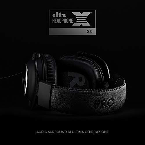Logitech G Pro X Vs Razer BlackShark V2