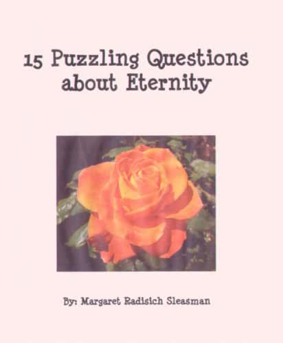 Puzzling Questions about Eternity (English Edition)