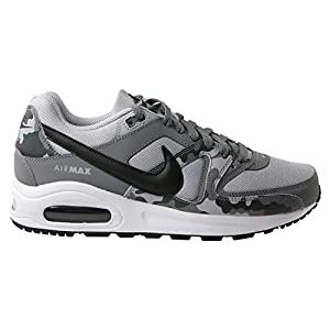 Nike Air Max Command, Sneakers Basses Homme Gris Gris
