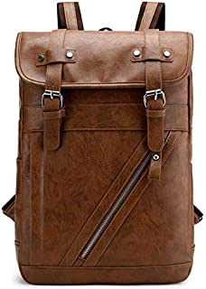 TOOGOO Business Casual Men'S Backpack Travel Large Capacity Computer Backpack Black