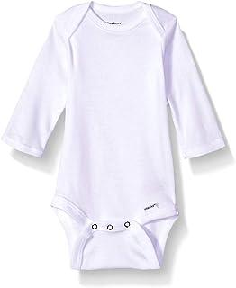 Gerber Baby 5-Pack Organic Long-Sleeve Onesies Bodysuit