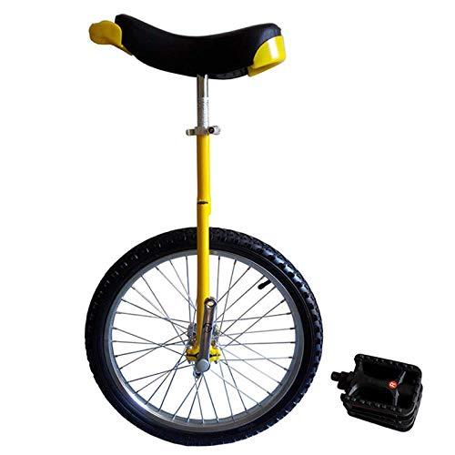 """MXSXN Einrad Kinder 16/18/20/24 Zoll Anfänger/Erwachsene Einrad, Hochleistungsrahmen Einrad Balance Bike, mit Mountain Tire & Alloy Rim, Last 150kg / 330Lbs,24\"""""""