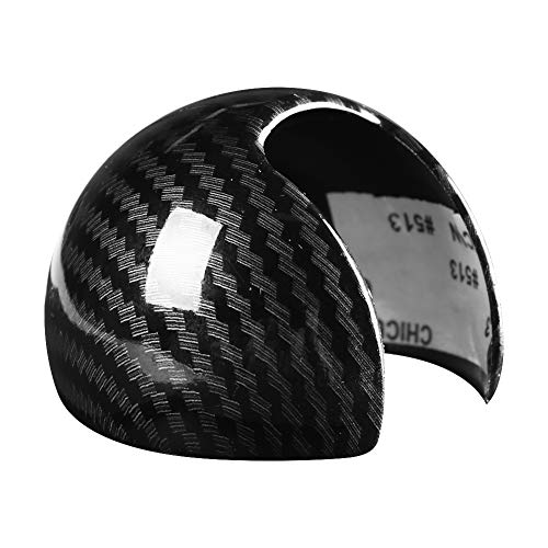 Barlingrock/2019 Shift Knob Adapter Kit Universal Car Gear Shifter Lever Round Ball Shape Black