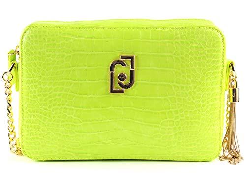LIU JO Creativa Crossbody S Candy Lemon