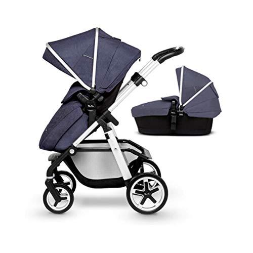 KPDVXA Buggy met zonnekap, wendbare kinderwagen te gebruiken tot maximaal Compact opvouwbaar, met parkeerrem en 5-punts riem.