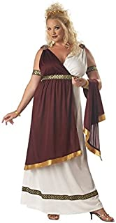 California Costumes Women's Plus-Size Roman Empress Plus