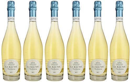 La Baume Chardonnay, Sekt aus Frankreich ( 6 x 0,75l )