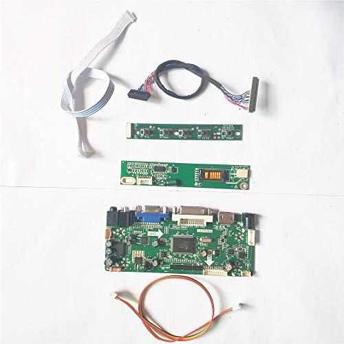 Para LTN141P2-L01 LTN141P4-L03 panel LCD HDMI DVI VGA 14.1 pulgadas 1400 * 1050 CCFL LVDS 30Pin M.NT68676 controlador de pantalla controlador controlador tablero kit (LTN141P2-L01)