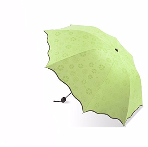 SFSYDDY-Anti Uv Paraplu Kleine Verse Drie Opvouwbare Zonnescherm Paraplu Sterke Zonnebrandcrème Anti Uv Paraplu Paraplu.