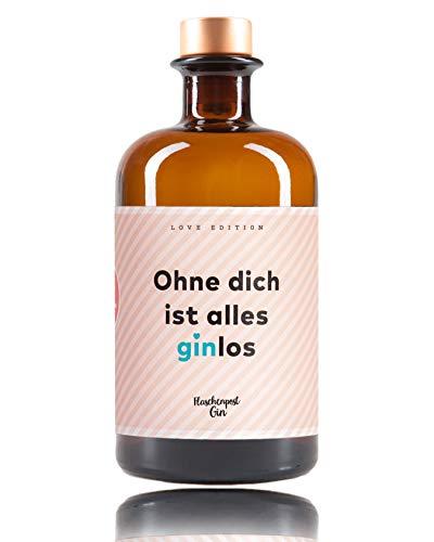 FLASCHENPOST GIN - Love Edition