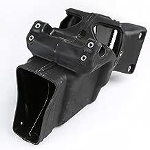 XFMT Motorcycles Black left/&right Ram Air Intake Tube Duct Upper Bracket Hood Screen For HONDA CBR600RR 2007 2008 2009 2010 2011 2012