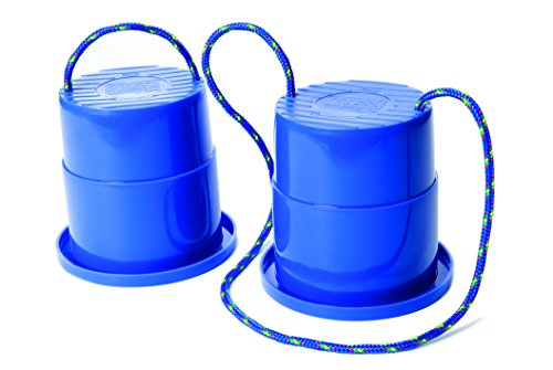 Cheapest Price! Just Jump It Set of 2 EZ Steppers - Active Indoor and Outdoor Activities for Kids - ...