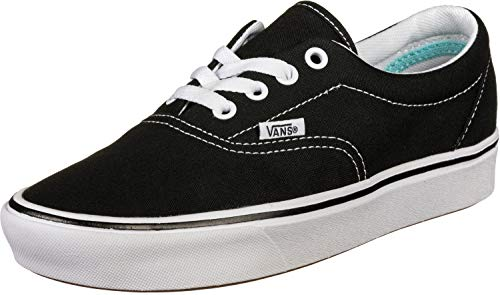 Vans Unisex ComfyCush Era Sneaker Schuh VN0A3WM9VNE Black 43