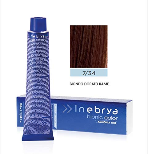Inebrya Bionic Color 7/34 mi. bl. go. Ku.
