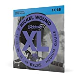 D'Addario EXL115 Electric Guitar Strings 11-49