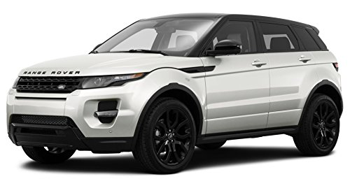 2015 Land Rover Range Rover Evoque Autobiography, 5-Door Hatchback, Fuji White