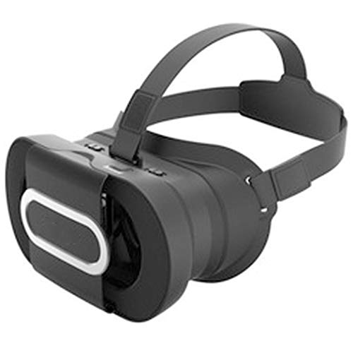 Gafas VR, 3D VR Auriculares Compatible con iPhone y Android, VR Glasses Visión Panorámico 360 Grado Película 3D Juego Immersivo para Móviles 4.0-6.0 Pulgada con Lente Ajustable. O274XB