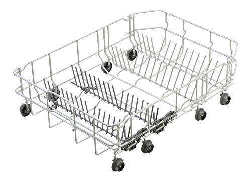 DREHFLEX - KORB36 - Geschirrkorb/Korb UNTEN für diverse Spülmaschinen aus dem Hause Bosch/Siemens/Neff/Constructa - passt für Teile-Nr. 00773588/773588