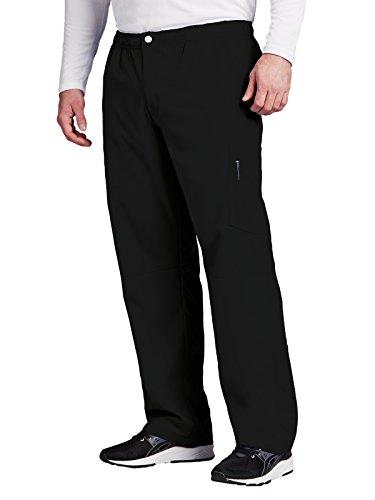 Grey's Anatomy Active 0215 Men's Cargo Pant Black M
