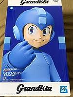 カプコン限定!ロックマン Grandista ROCKMAN 約22cm CAPCOM メガマン(Mega Man) フィギュア 未開封