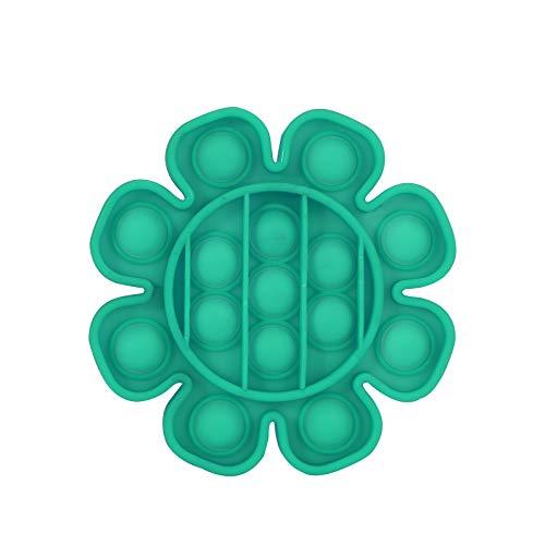 ZS ZHISHANG Push Pop Pop Bubble Sensory Fidget Toy Stress Relief Special Needs Silent Classroom Extrusion Bubble Fidget Sensory Toy