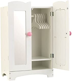 Best 18 inch doll clothes storage Reviews