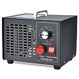 YQYW Generatore di ozono 5.000 MG/h purificatore d'Aria con ozono Timer 65W ozonizzatore...