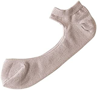 [靴下屋]クツシタヤ ラメサンダル風カバーソックス 22.0~24.0cm 日本製 フットカバー
