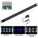 Viugreum Luz LED Acuario, Pantalla LED Acuario, Iluminacion LED para...