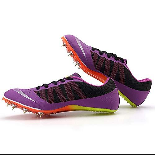 AIALTS Unisex schoenen met kant, sprint, lopen op de piste mannen en hardloopschoenen terrain, sneaker Cross Country voor sprints, lengte voor vrouwen