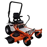 Beast 62 in. Zero-Turn Commercial Mower Powered by Briggs and Stratton 25 HP Pro-Series Engine w/Free Rollbar and Headlights