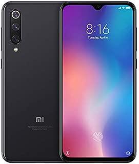 Xiaomi Mi 9 SE Unlocked 6GB/64GB Dual Sim 4G LTE Phone (International Global Version, No Warranty) (Piano Black)