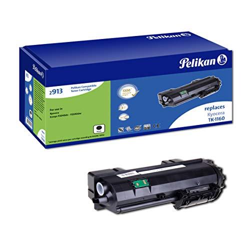 Pelikan Toner ersetzt Kyocera TK-1160 (passend für Drucker Kyocera Ecosys P2040)