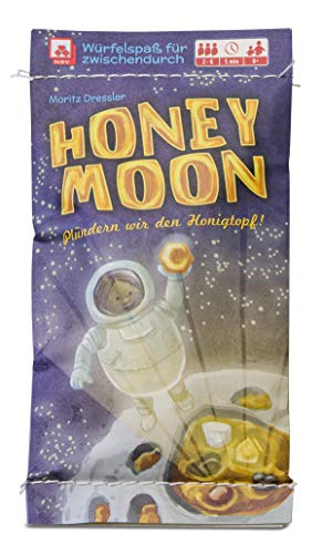 NSV - 3603 - MINNYS - Honey Moon - Würfelspiel
