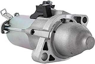 DB Electrical SMU0498 New Starter for 2 4 2 4L Acura TSX 09 10 11 12 13 14 2009 2010 2011 2012 2013 2014 Honda Accord 08 0...
