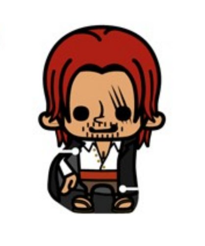 One Piece (bread loss works) earphone cord manager Shanks (japan import)