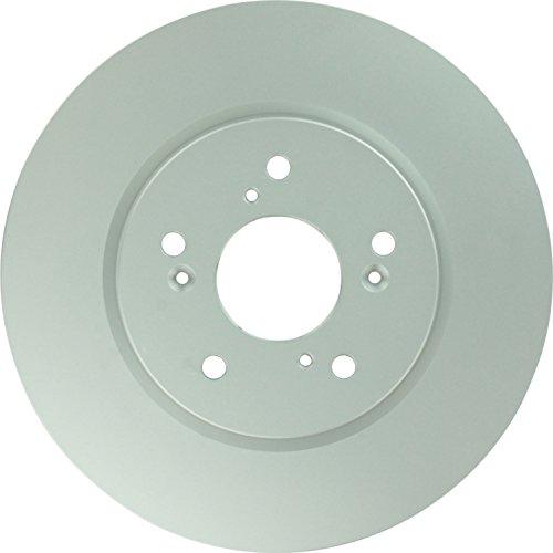 Bosch 26010792 QuietCast Premium Disc Brake Rotor For 2007-2012 Acura RDX; Honda: 2010-2011 Accord Crosstour, 2012-2015 Crosstour, 2007-2013 CR-V; Front