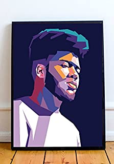 Khalid Limited Poster Artwork - Professional Wall Art Merchandise (More Sizes Available) (8x10)