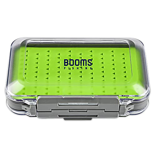 Booms Fishing FFB Two-sided Waterproof Fly Box