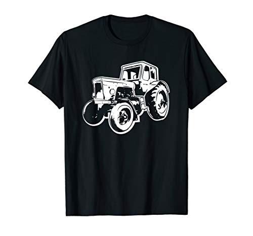 Landwirt Traktor Belarus Trecker Bauer T-Shirt