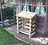 Smileswoodcraft Log Store Hand Made In Swindon Wiltshire