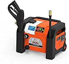 YARD FORCE YF1600A1 Pressure Washer, One Size, Orange/Black